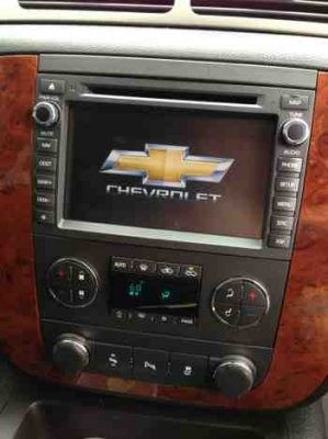 Like New Advent OGM1 Touchscreen Stereo/Nav | Chevy Tahoe ...