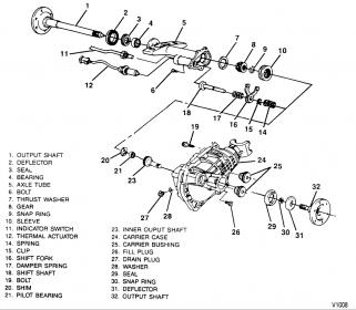 2284 c20b6c3159c1b7d88a62a64a23be0139 front differential actuator install? chevy tahoe forum gmc 1999 Chevy Tahoe Engine Diagram at bakdesigns.co
