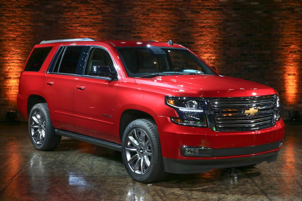 the official 2015 tahoe unveiling thread chevy tahoe. Black Bedroom Furniture Sets. Home Design Ideas